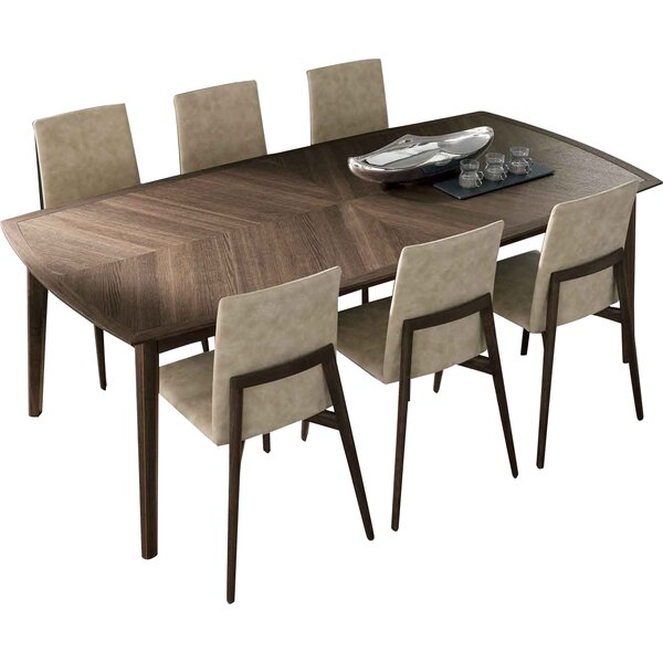 Bloom Rectangular Dining Table by YumanMod