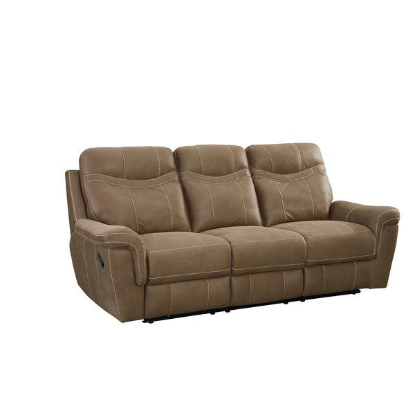 Awesome Mehar Manual Motion Reclining Sofa by Orren Ellis by Orren Ellis