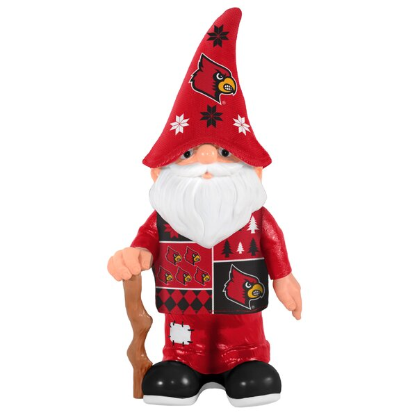 NCAA Real Ugly Sweater Gnome Statue by Forever Collectibles