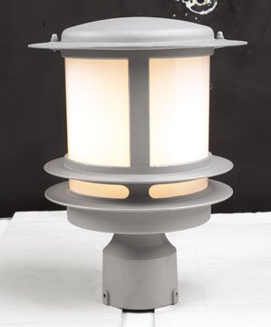 Halstad Outdoor 1-Light Lantern Head by Breakwater Bay