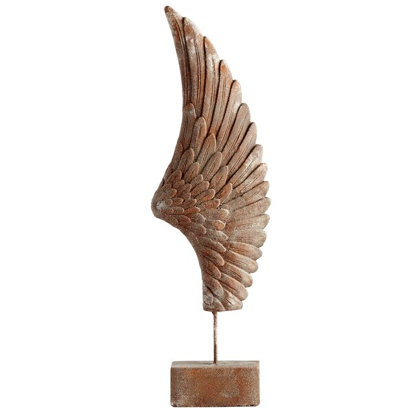 Feathers of Flight Sculpture by Cyan Design