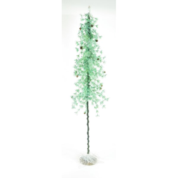 Ming Pine Floor Boxwood Tree by The Holiday Aisle