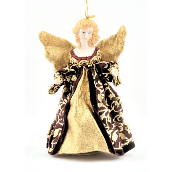 Angel Hanging Tree Topper by The Holiday Aisle