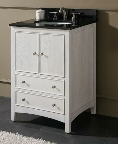 Brunswick 25 Single Bathroom Vanity Set by Darby Home Co