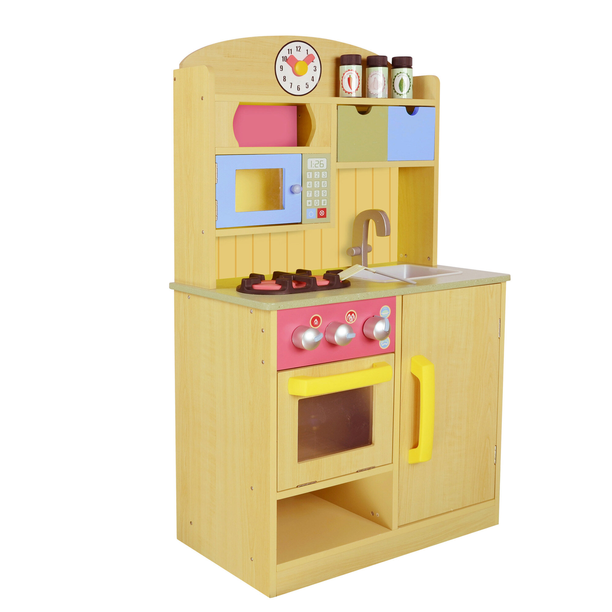 play gift sets ideas kitchen kids for best hape wooden white gourmet wonderful