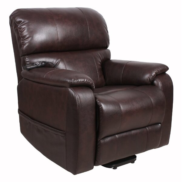 Hartman Power Lift Assist Recliner by Therapedic