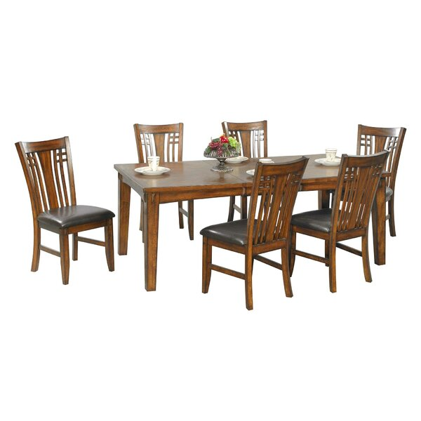Schueller Extendable Dining Table by Darby Home Co