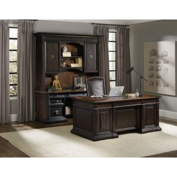 Treviso Desk Office Suite by Hooker Furniture