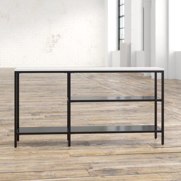Mercury Row Black Console Tables