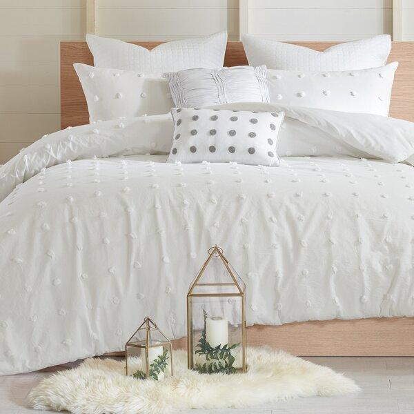 Aiden Cotton Comforter Set by Eider & Ivory
