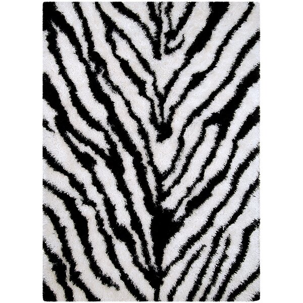 Zebra Area Rug by AllStar Rugs