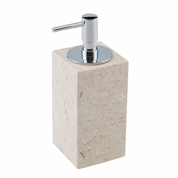 Naples Soap and Lotion Dispenser by Rosecliff Heights