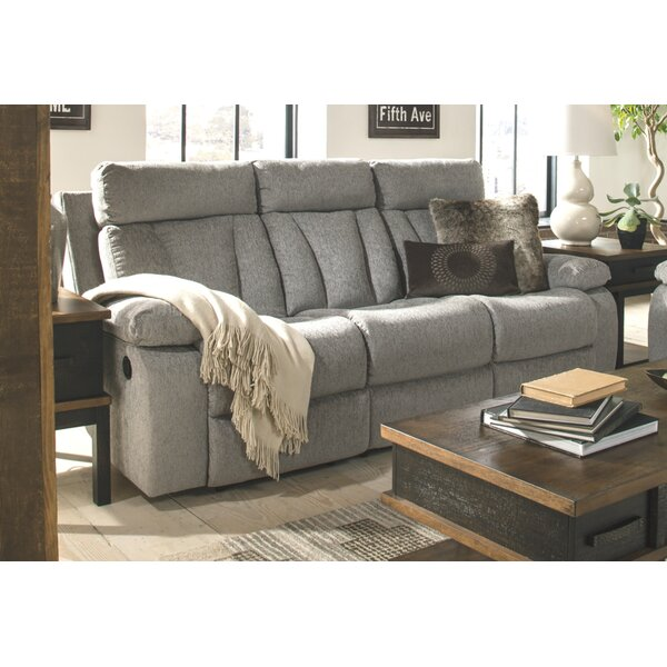 Good Quality Evelina Reclining Sofa by Red Barrel Studio by Red Barrel Studio