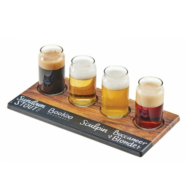 Beer Taster Board (Set of 6) by Cal-Mil