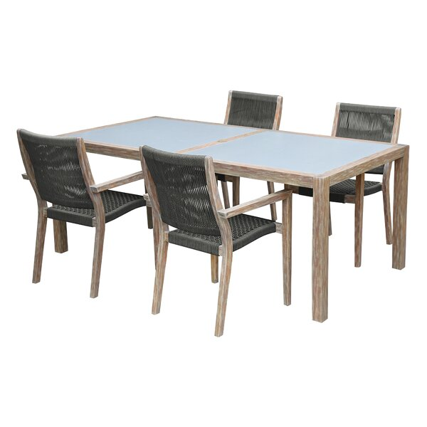 Troxel 5 Piece Dining Set