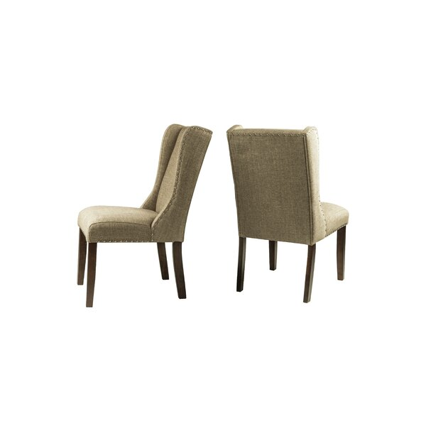 Cohen-Arazi Upholstered Dining Chair (Set of 2) by Red Barrel Studio