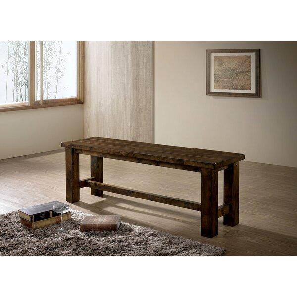Oriole Wood Bench By Loon Peak Sale