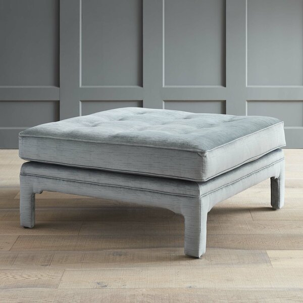 Malone Cocktail Ottoman by DwellStudio