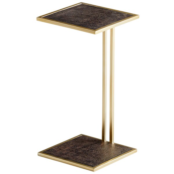 Shadow Couture End Table By Cyan Design