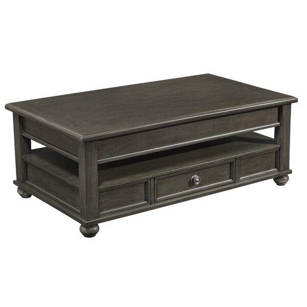 Seaforth Lift Top Coffee Table With Storage By Darby Home Co