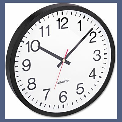 12.5 Wall Clock by Universal®