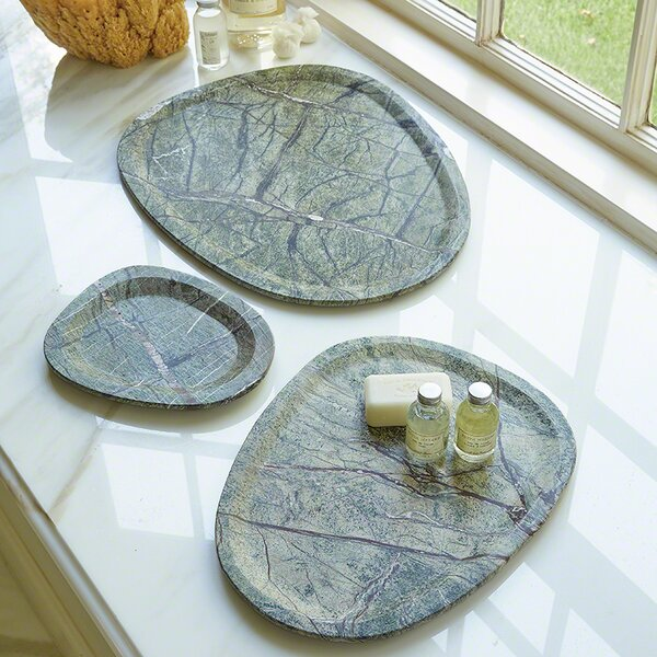 Oval Didasar Tray by Loon Peak
