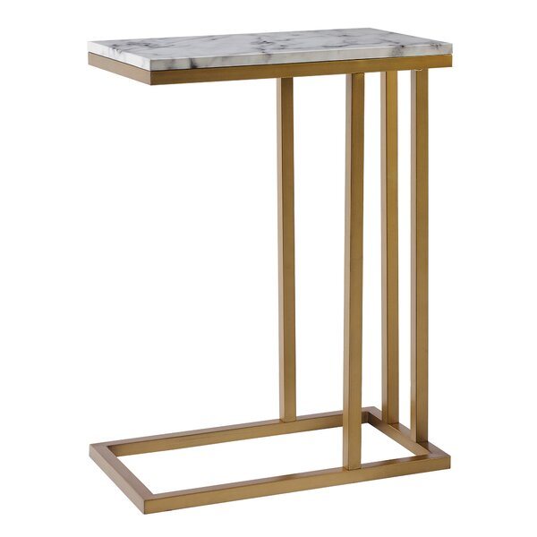 Carbone C End Table By Mercer41