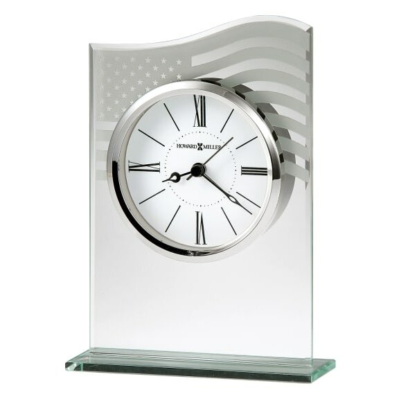 Liberty Tabletop Clock by Howard Miller®