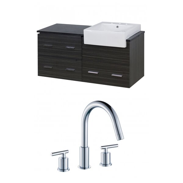 Xena Farmhouse 48 Single Bathroom Vanity Set by American Imaginations