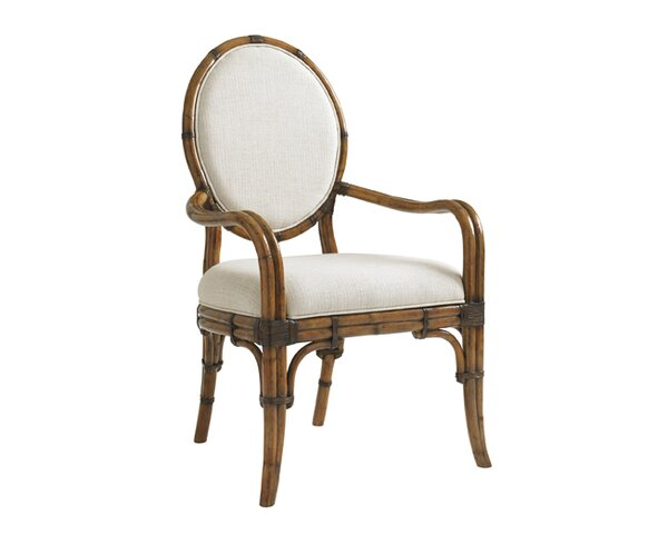 Bali Hai Upholstered Dining Chair by Tommy Bahama Home