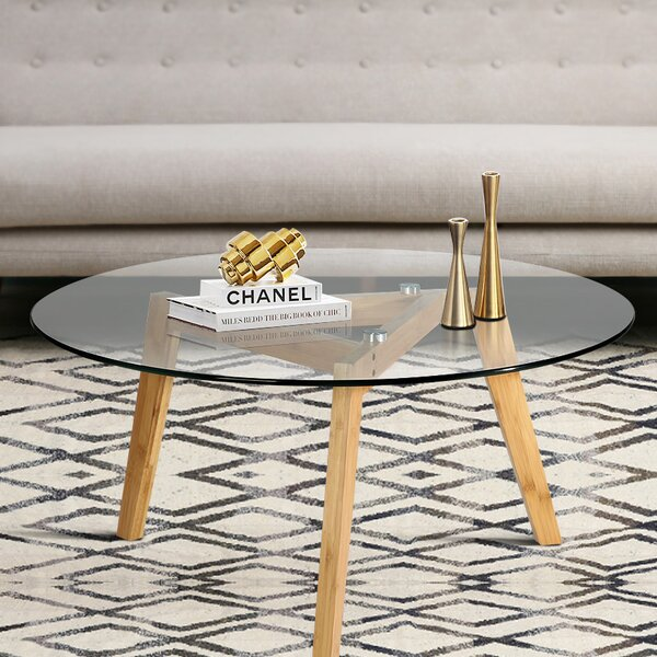 Gossard Coffee Table by Ebern Designs