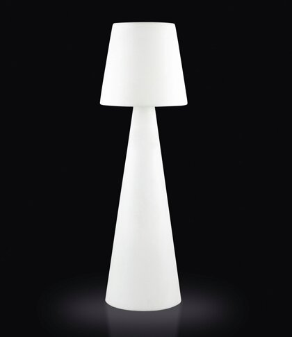 Contempo lights tulip 59 led floor lamp reviews wayfair tulip 59 led floor lamp aloadofball Images