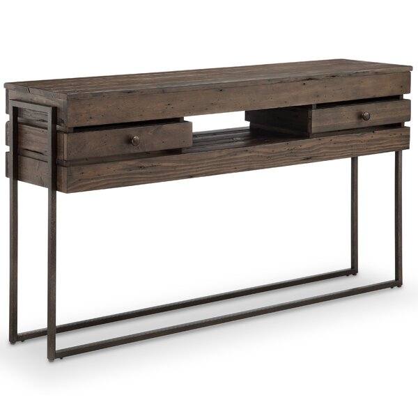Drishya Console Table By 17 Stories