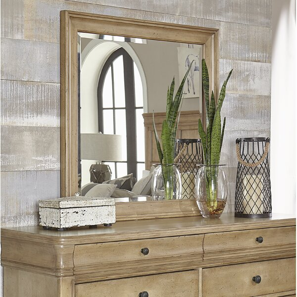 Ashby Woods Square Dresser Mirror by One Allium Way