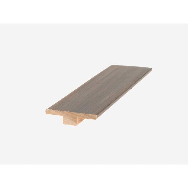 0.56 x 2 x 84 Java Birch T-Molding by Mohawk Flooring