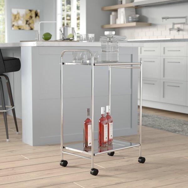 Kitchen Bar Cart by Rebrilliant