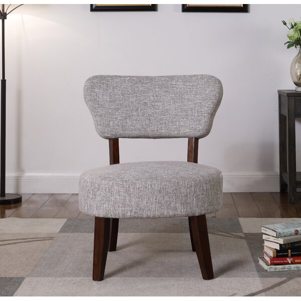 Thibodaux Slipper Chair by Ebern Designs