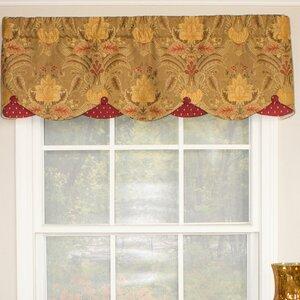 Margaret Petticoat Curtain Valance