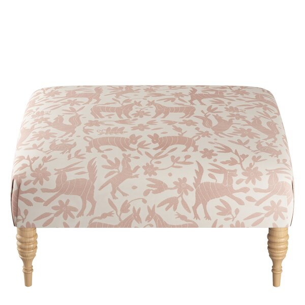 Swasey Tufted Cocktail Ottoman by Bungalow Rose