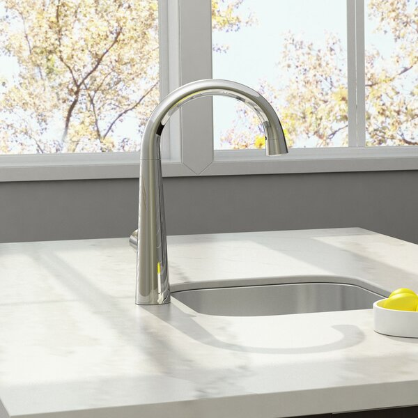 Edgewater Pull Down Bar Faucet with Re-Trax and Do