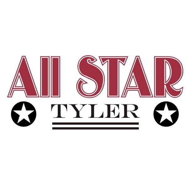 Personalized All Star Wall Decal by Alphabet Garden Designs