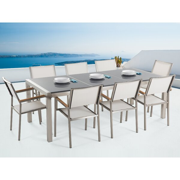 Seto 7 Piece Dining Set by Home Loft Concepts