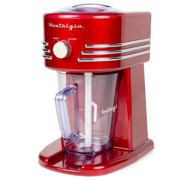 Retro Series Frozen Beverage Maker by Nostalgia