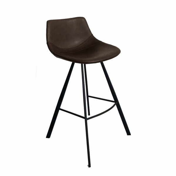 Traverso Baseball 30 Bar Stool (Set of 2) by Union Rustic