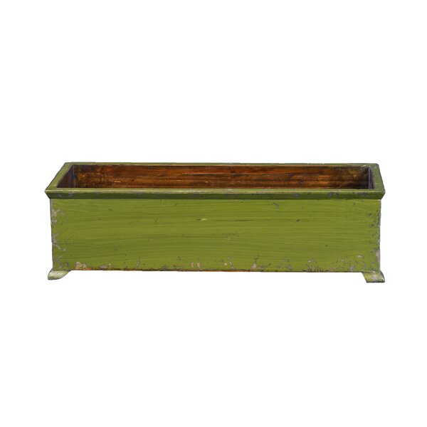 Pine Planter Box by Antique Revival