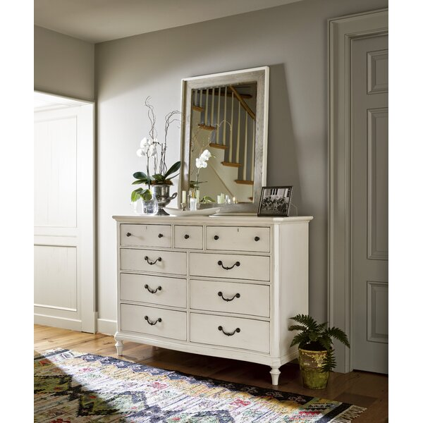 Cyrilmagnin 9 Drawer Dresser by Darby Home Co