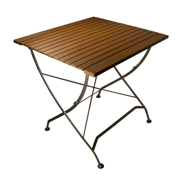 Galleria Folding Side Table by Arboria
