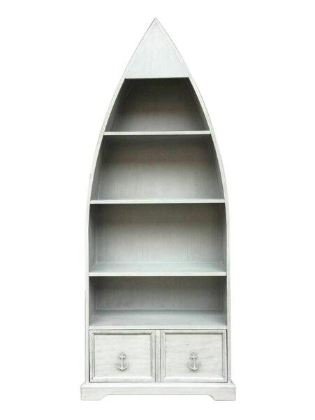 Vella Boat Standard Bookcase by Longshore Tides