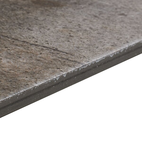 Ramires 20 x 20 Porcelain Field Tile in Rich Brown by Itona Tile