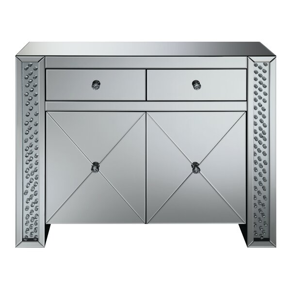 Burson 2 Drawer Accent Cabinet By House Of Hampton